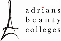 Adrian's Beauty College Logo